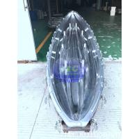 China Precision Rotational Moulding Roto Molded Plastic Kayak For Single Or Double Person on sale
