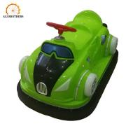 Buy cheap Popular family ride cartoon character little electric battery bumper car for from wholesalers