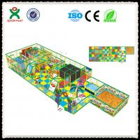 Wholesale Kids Indoor Games Use Indoor Play Area for Kids QX-105B from china suppliers