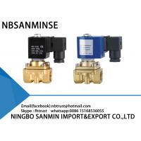 Wholesale Brass Solenoid Valve Direct Acting from china suppliers