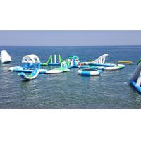 Wholesale 0.9mm PVC Tarpaulin Inflatable Water Parks With 3 Years Warranty from china suppliers