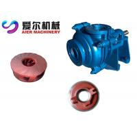 Wholesale Cr27 Cr26 Centrifugal Pump Parts Sand Vacuum Pump For Sand Suction / Gold Mining from china suppliers