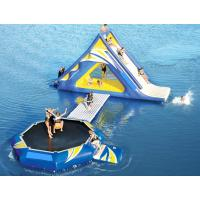 Wholesale Summit Slide N Water Trampoline Games from china suppliers