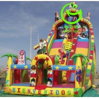 Quality 2016 hot sell giant  inflatable slide for sale with 24months warranty GT-SAR-1607 for sale