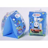 China Blue pvc 6P plastic kid inflatable toys , customized water inflatable baby toys on sale