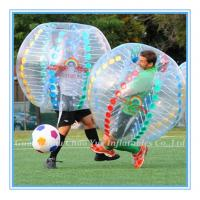 Wholesale Transparent Body Zorb Ball, Inflatable Bumper Ball for kiddies(CY-M2725) from china suppliers