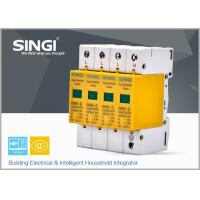 Wholesale 10KA - 20KA 4 Pole Surge protective device for Solar Photovoltaic System from china suppliers