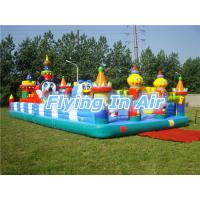 Wholesale Inflatable Bouncy Castle for Children Amusement from china suppliers