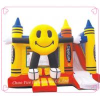 Wholesale New Design Kids Inflatable Jumping Bouncy Castle for Sale (CY-M2072) from china suppliers