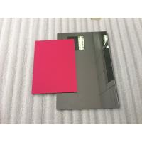 Wholesale Pearl Red ACP Aluminium Composite Panel Sheets Lightweight With PVDF Painting from china suppliers