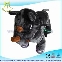 Wholesale Hansel ride on motorized animals electric toys on wheels from china suppliers