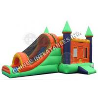 Wholesale Inflatable castle veil mat house from china suppliers