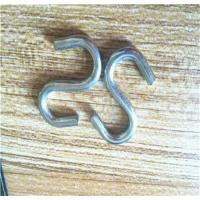Wholesale Stamping Process 304/316 Stainless Steel S Hooks , Small S Shaped Hooks from china suppliers