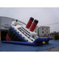Wholesale steamship inflatable slides for water park with CE.UL from china suppliers