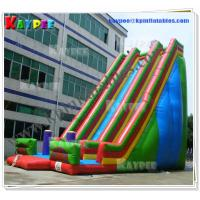 Wholesale Inflatable Gaint slide Colourful slide Inflatable slide Game KSL081 from china suppliers
