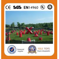 Wholesale Best selling inflatable bunker,paintball bunker,bunker king from china suppliers