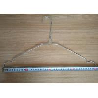 Wholesale Galvanized Baling Wire Suit Hanger 14.5G Metal Wire Coat Hangers ISO9001 Listed from china suppliers