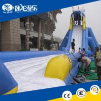 Wholesale Commercial Inflatable Slide, big inflatable slide , 10m high slide from china suppliers