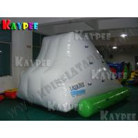 Wholesale Inflatable water iceberg,water sport game,KWS009 from china suppliers