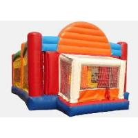 Wholesale Inflatable Football Court Bouncer House from china suppliers