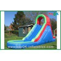 Wholesale Custom Inflatable Bouncer Slide For Kids Inflatable Water Slide L3mxW3mxH3m from china suppliers