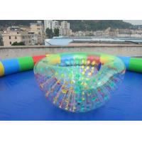 Wholesale OEM Inflatable Coconut Balls 1.8m Dia Zorb Hamster Ball Inflatable Pool Lounge from china suppliers