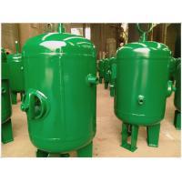 China Sandblasting Compressed Nitrogen Storage Tank Vertical 0.8Mpa Low Pressure on sale