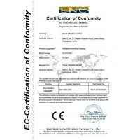 Guangzhou Planet Inflatables Ltd. Certifications