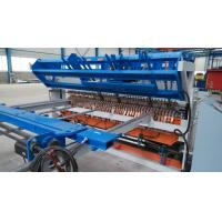 China Durable Wire Mesh Fencing Machine , Fully Automatic Chicken Mesh Making Machine on sale