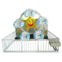 Wholesale Cloud Mini Ferry Amusement Rides For Kids , Outdoor Playground Equipment from china suppliers
