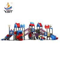 China Large Childrens Kids Playground Slide For 3 - 15 Years Old on sale