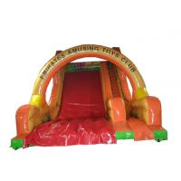 Wholesale School Activity Inflatable Bounce House Water Slide Giant For Kids from china suppliers