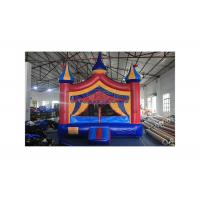 Wholesale Bright Color Inflatable Backyard Bounce House For Kids 4.75 * 4.75 * 4.25m from china suppliers