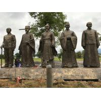 Wholesale Garden Design Ancient Sculptures Statue Bronze Creating Outdoor Decoration from china suppliers