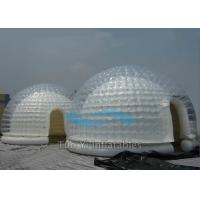 Wholesale Durable Airtight Outdoor Bubble Tent Night , Inflatable Dome Tent For Camping from china suppliers