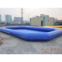 Wholesale 0.6mm PVC Tarpaulin Inflatable Water Swimming Pool, Inflatable Swim Pool For Kids YHWP-007 from china suppliers