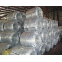 China SGS CE Galvanized Steel Wire Rope , Welded Panel Fence Hot Dipped Steel Binding Wire on sale