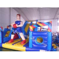 Wholesale Bouncy castle inflatable , inflatable jumping castle slide , inflatable slip n slide from china suppliers