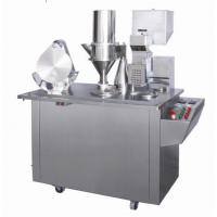 Quality Powder / Granules Semi Automatic Capsule Filling Machine For Pharmaceutical for sale