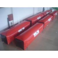 Wholesale Red Paintball Field Equipment Inflatable Paintball Bunker BUN05 from china suppliers