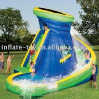 Quality inflatable water slide for sale