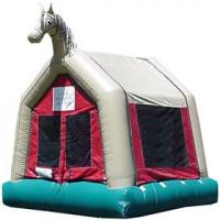 Wholesale 0.55mm PVC Commercial Inflatable bouncer, Inflatable Bouncy House YHB-027 for Kids from china suppliers
