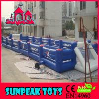 Wholesale F-006 Boys Favourite Inflatable Soccer Game from china suppliers