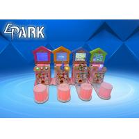 Wholesale Small House Series Kids Redemption Capsule Toy Game Machine Coin Operated from china suppliers