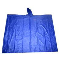 Wholesale Blue Children PVC Rain Coats , Red Rainwear Eco-friendly from china suppliers