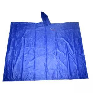 Wholesale Blue Children PVC Rain Coats , Red Rainwear Eco-friendly from china suppliers