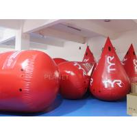 Wholesale Cone Used Inflatable Swim Buoy , Inflatable Vinyl Buoys 1.5 M / 1.8 M / 2 M from china suppliers