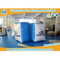 Wholesale Customized Size Inflatable Sport Games , Inflatable Paintball / Bunker from china suppliers