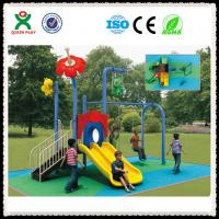 Wholesale Kids Outdoor Playground with Swing set from china suppliers