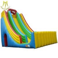 Wholesale Hansel outdoor playground inflatable slides for amusement water park for sale from china suppliers